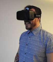 Tyler Enjoyingg VR